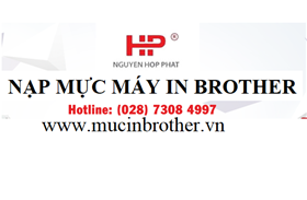 Nạp mực in Brother TN-B022